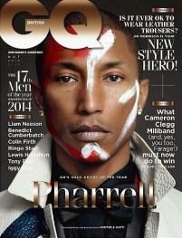 Pharrell Williams - GQ Magazine UK (Oct 2014) (3)