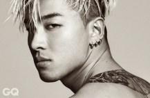 Taeyang (Big Bang) - GQ Magazine (july 2014) (1)