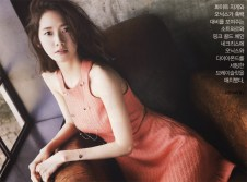 Yoona - InStyle Magazine May Issue 2014 (4)