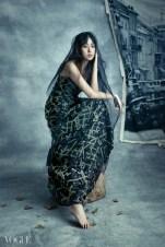 Kang Sora - Vogue Korea (Diciembre 2014) (2)