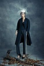 Kang Sora - Vogue Korea (Diciembre 2014) (4)