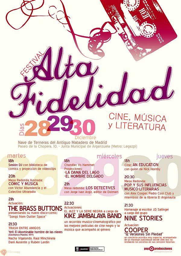 Festival ALTA FIDELIDAD 2011