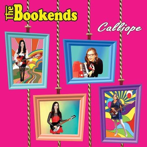 THE BOOKENDS - 'Calliope' (CD)