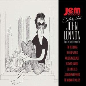 VARIOS - 'Jem Records Celebrates John Lennon' (CD)