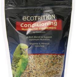 Ecotrition Conditioning Nutritional Supplement for Parakeets