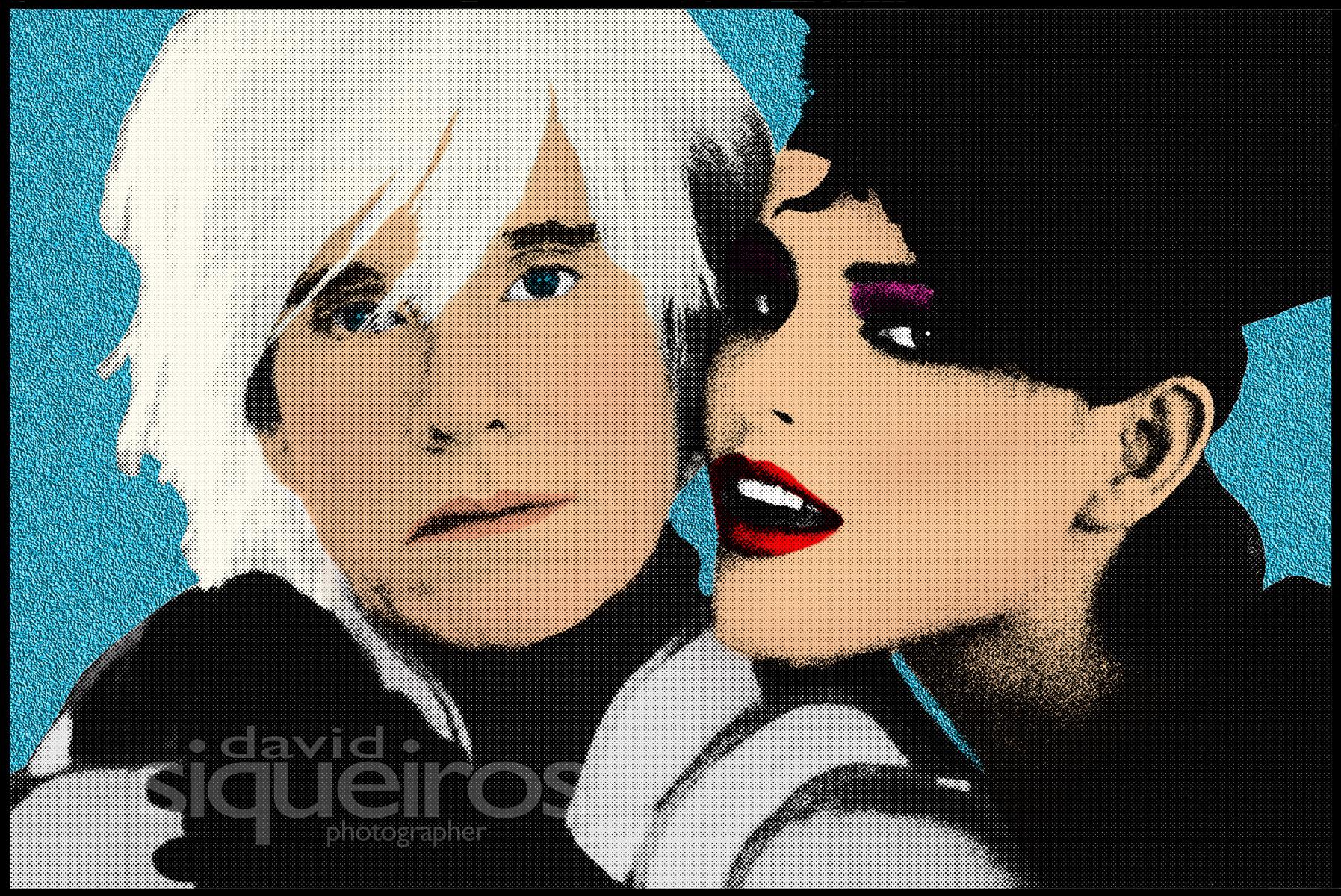 Andy & Patricia ‹ Pop Art Photographer