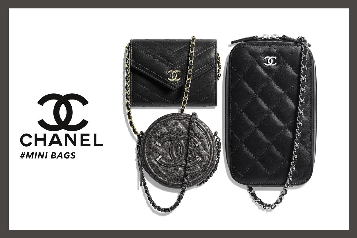 想買小巧的 Chanel 包包不一定要選 Wallet On Chain,這些款式價錢只是 WOC 的一半! – POPBEE