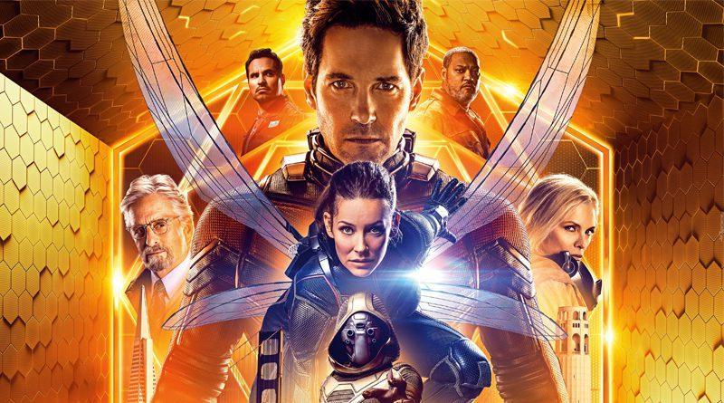 "Kwantowi superbohaterowie. ""Ant-Man i Osa"" – recenzja filmu"