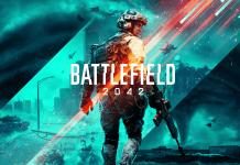 Battlefield 2042 keyart