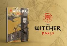 The Witcher Ronin Kickstarter
