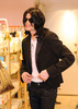 michael jackson shopping for cosmetics