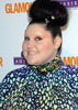 beth ditto at the glamour awards