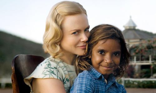 Nicole Kidman con Brandon Walters