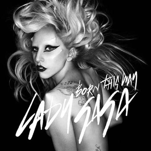 Listen - Lady Gaga - Born This Way