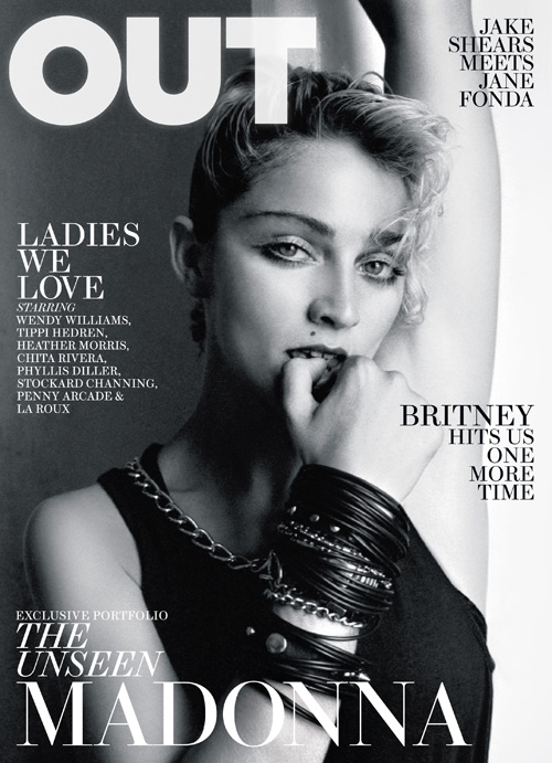 Madonna - OUT Magazine