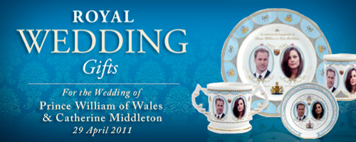 The Royal Wedding Memorabilia
