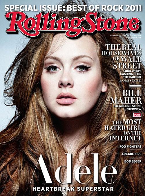 Adele - Rolling Stone Magazine