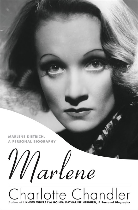 Marlene - By Charlotte Chandler