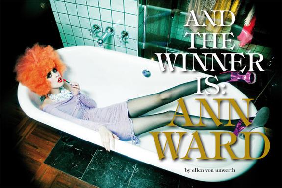 Ann Ward