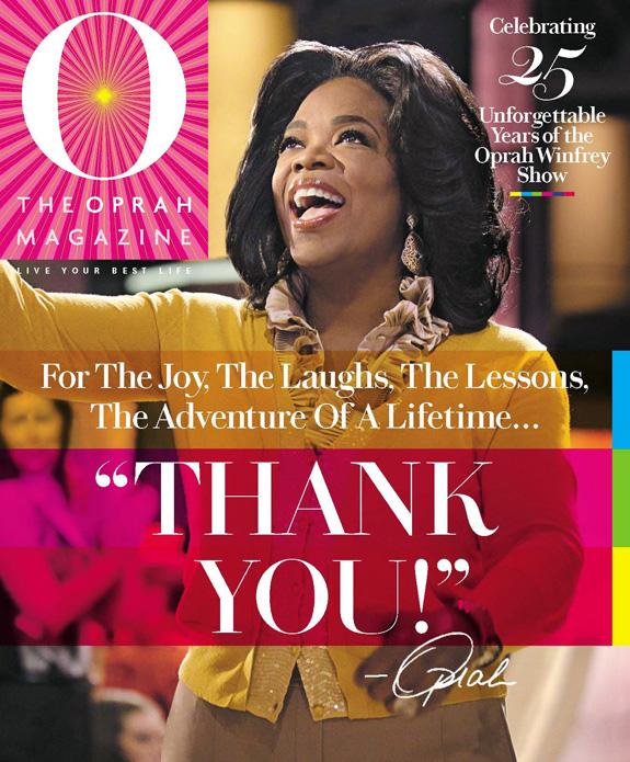 Oprah Winfrey - O Magazine