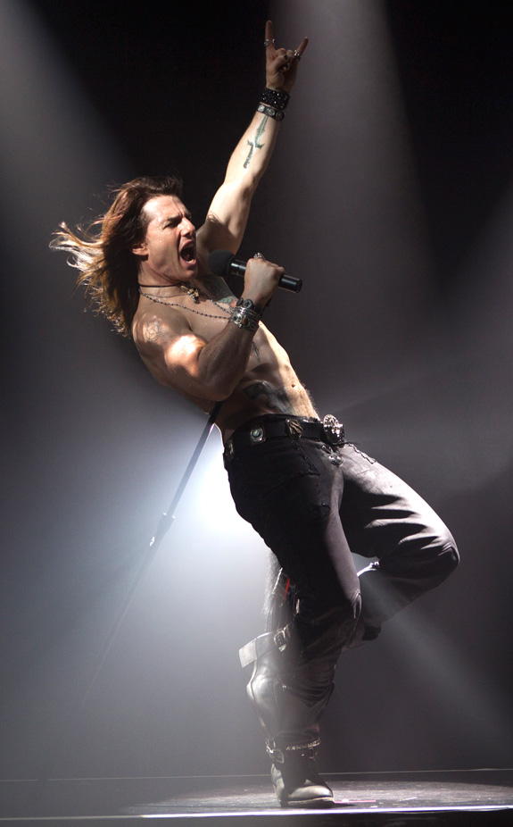 Tom Cruise - Rock of Ages
