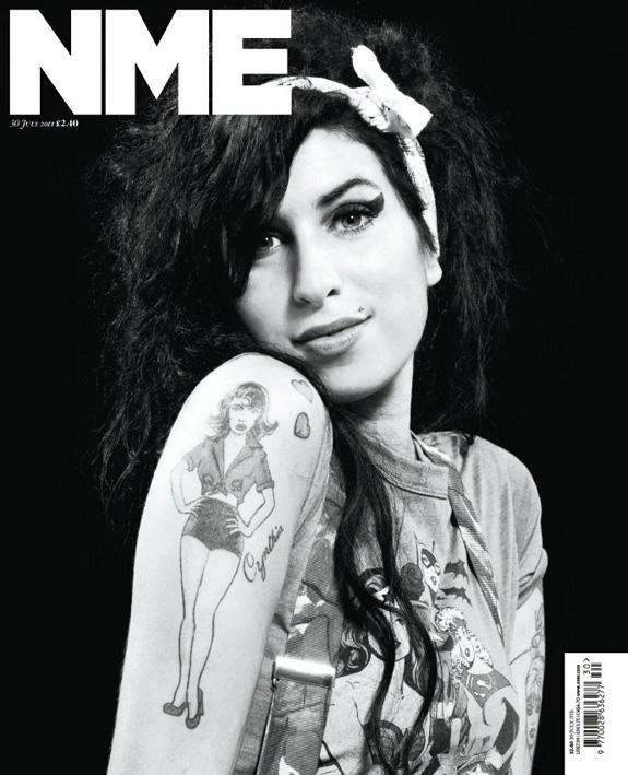 Amy Winehouse - NME Magazine