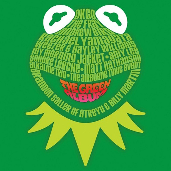 The Muppets Green Album