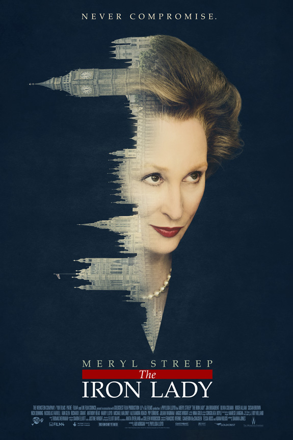 Meryl Streep - The Iron Lady