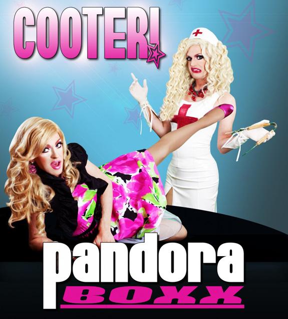 Pandora Boxx - Cooter