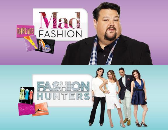 Mad Fashion and Fashion Hunters
