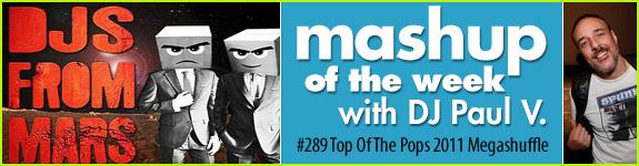 Top Of The Pops 2011 Megashuffle