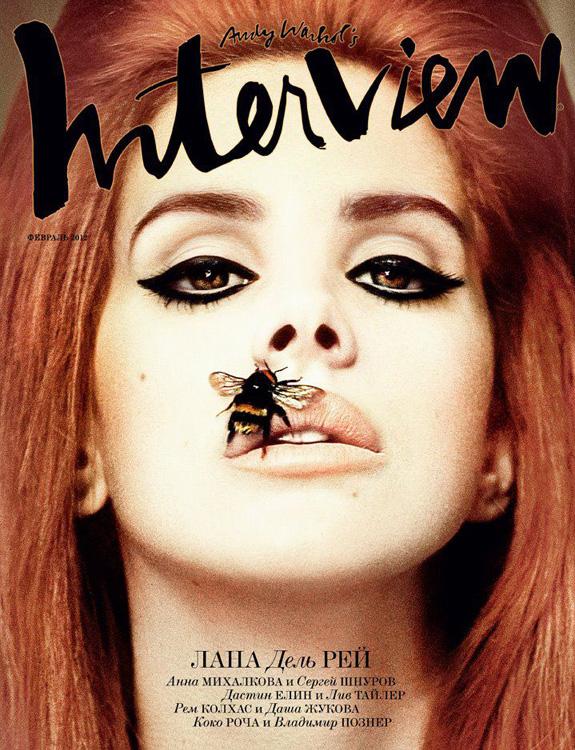 Lana Del Rey - Interview Magazine