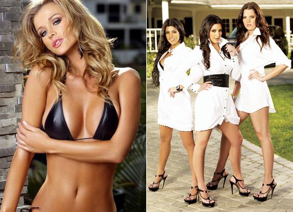 Joanna Krupa and The Kardashians
