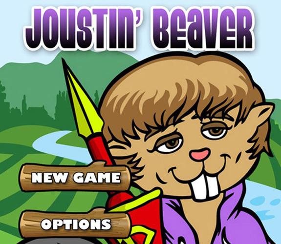 Joustin' Beaver