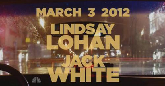Lindsay Lohan - Saturday Night Live