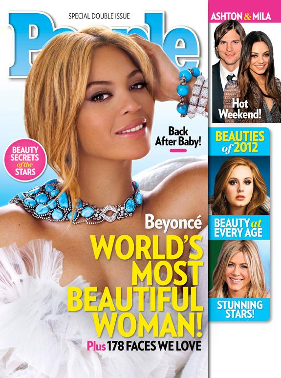 Beyoncé - People Magazine