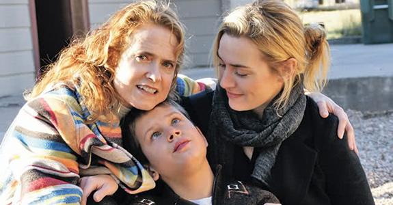 Margret Ericsdottir, Keli and Kate Winslet