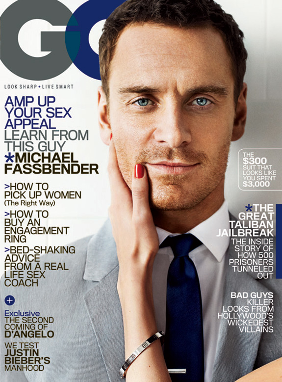 Michael Fassbender - GQ Magazine