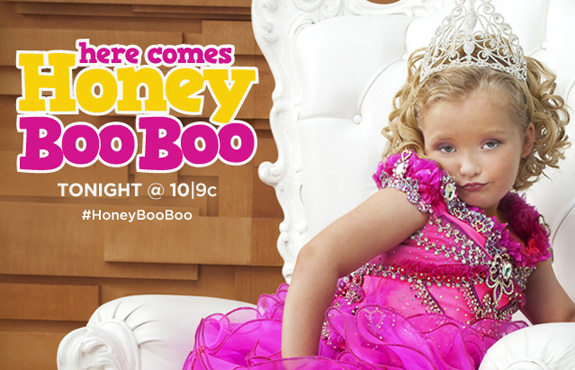 Alana Thompson aka Honey Boo Boo