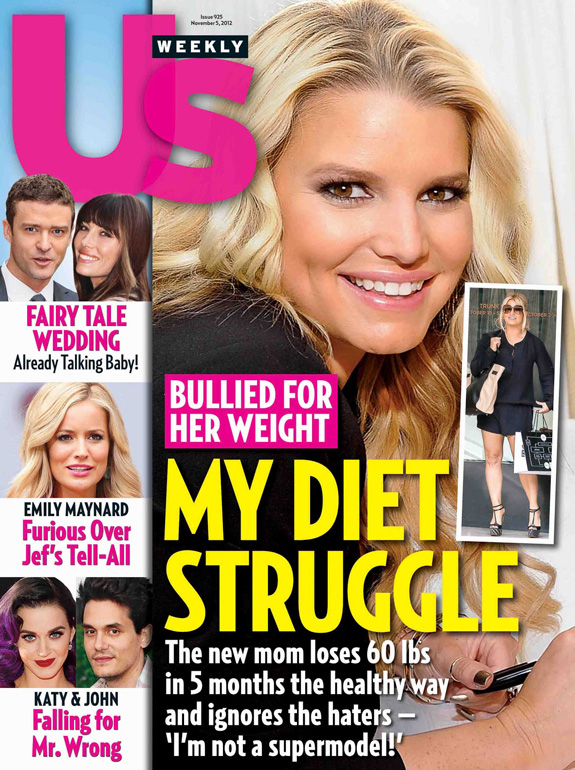 Jessica Simpson / Us Weekly