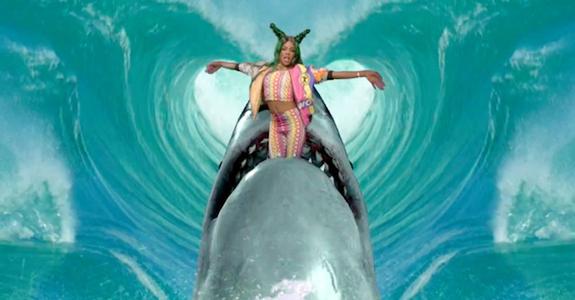 """Azealia Banks' """"ATLANTIS"""""""