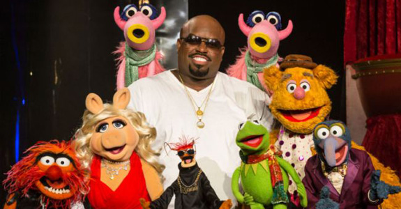 """Cee Lo Green and The Muppets """"All I Need Is Love"""""""