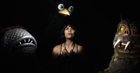 "Bat for Lashes ""Lilies"""