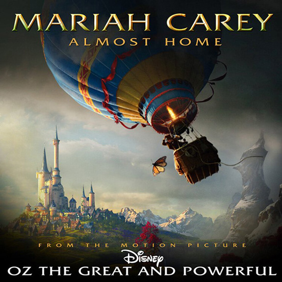 "Mariah Carey ""Almost Home"""
