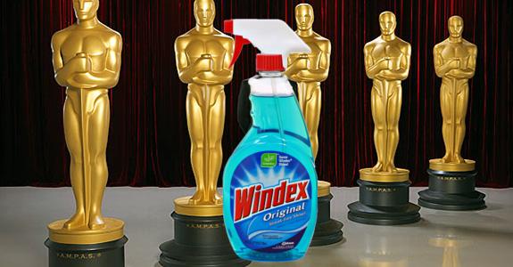 Oscar 2013 Swag Bag