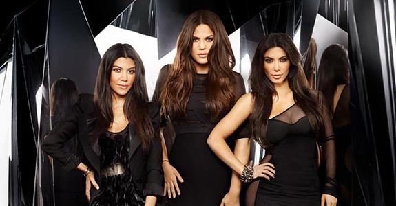 Kim, Kourtney and Khloé Kardashian