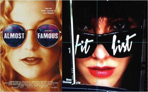 Almost Famous vs Hit List