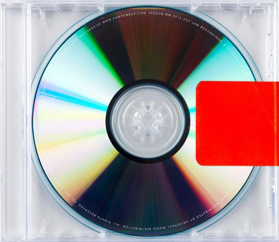 Kanye West 'Yeezus'