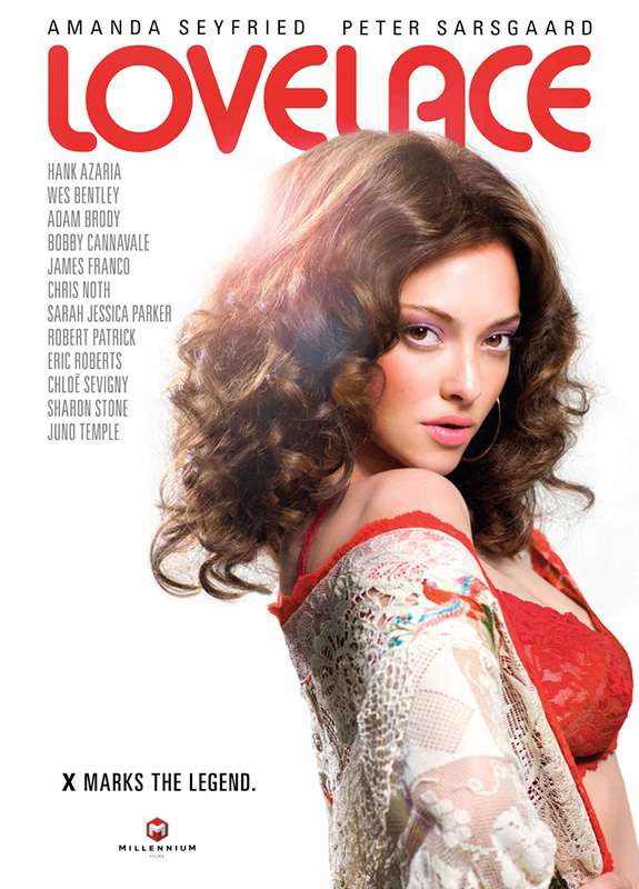 Amanda Seyfried in 'Lovelace'