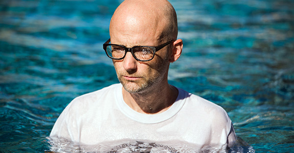 "Moby ""A Case Of Shame"""